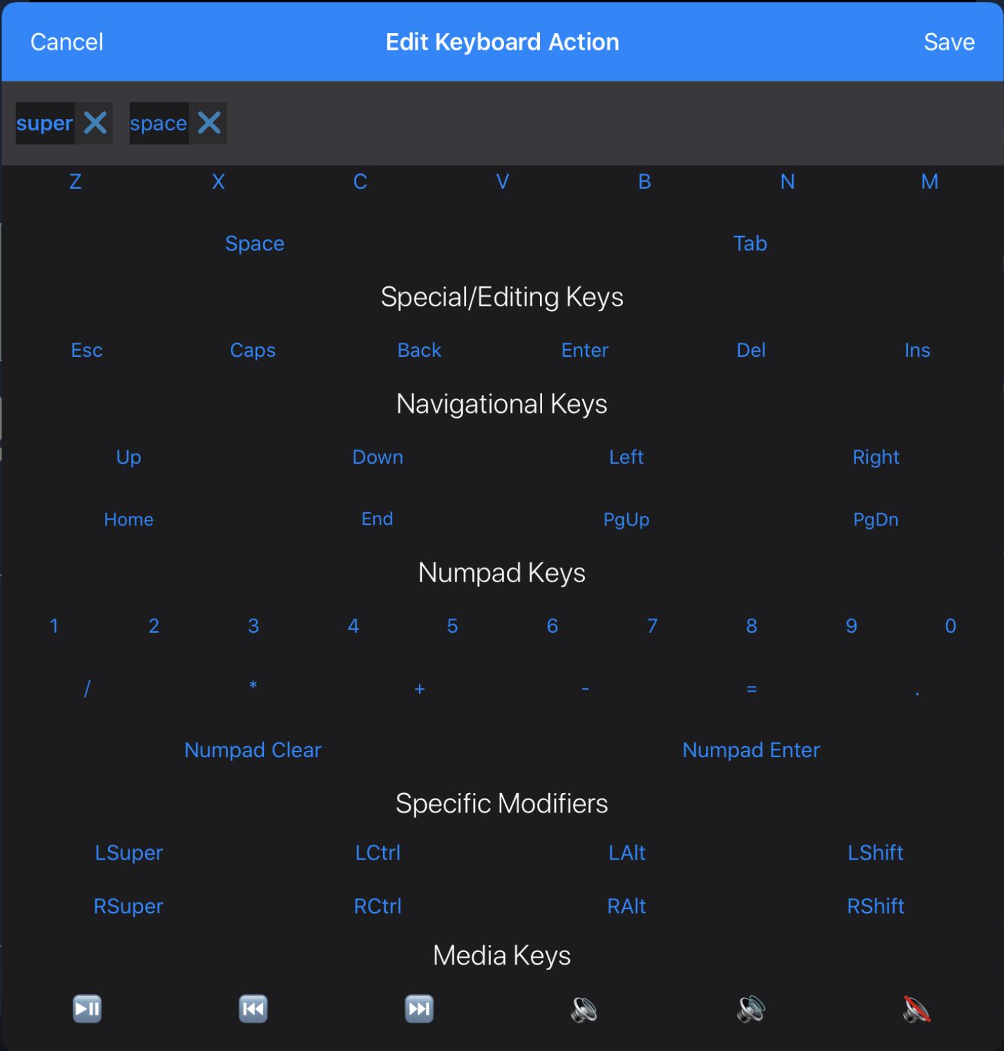 ActionPad Quick Guide